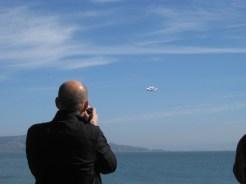Josh Shoots the Shuttle Flyover