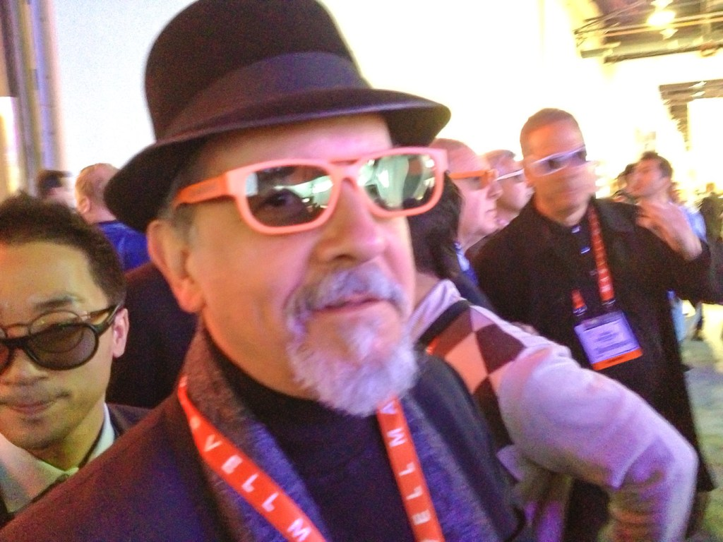 Lee Varis Evaluates 3D 4K Ultra HD TVs at CES 2013