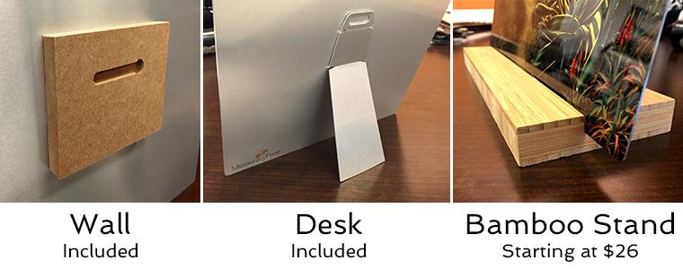 Metal-Display-Hardware