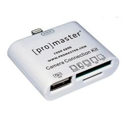 Promaster iPad Camera Connector