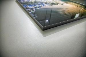 Flush-Metal Frame