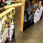 Bamboo Photo Block - Flush Mounted Pro Photo Print