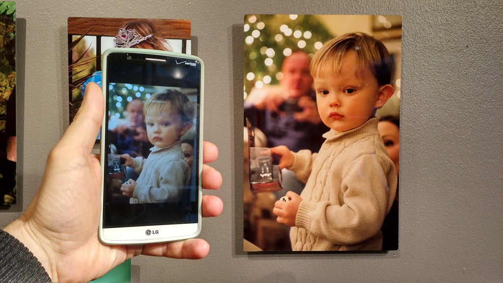 Phone Photos make Great Gifts
