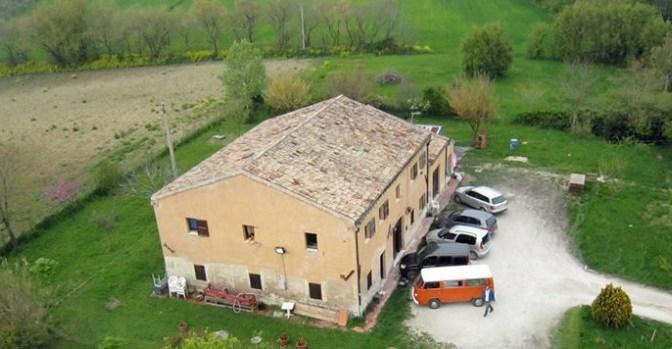 Hi La Casa della Grancetta!