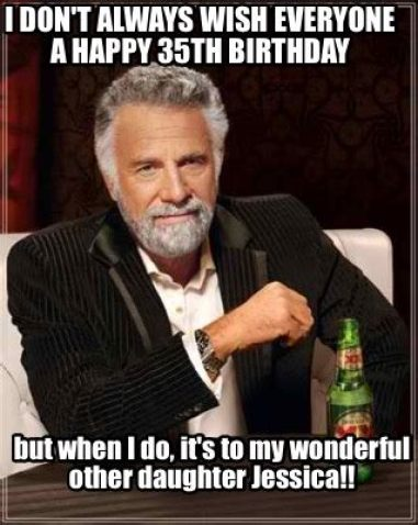 Happy 35th Birthday Funny Images