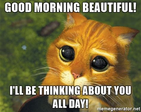 Good morning beautiful Memes