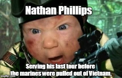 Best 30 Nathan Philips Memes