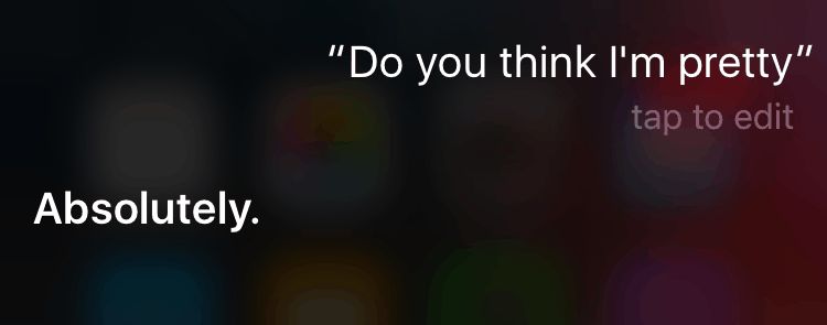 25 best question to ask siri