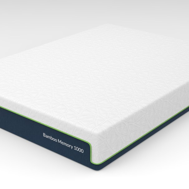 Bamboo 1000 Pocket Mattress