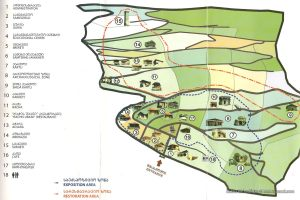 მუზეუმის რუკა