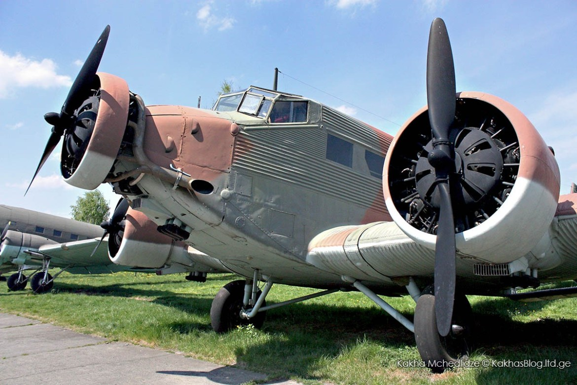 Amiot AAC.1 Toucan (Junkers Ju 52/3m g14e)