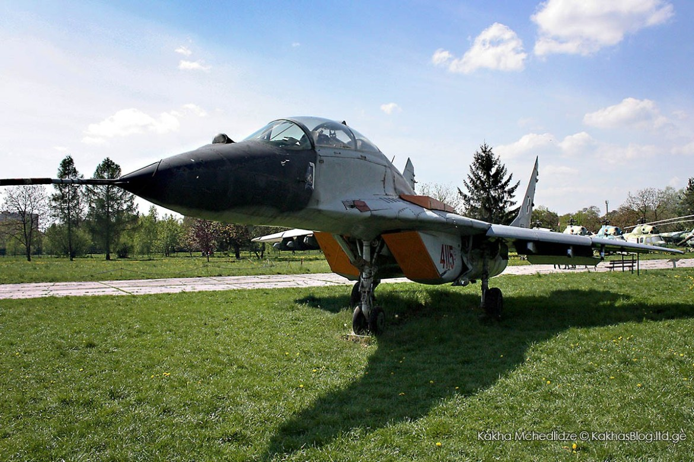 Mikoyan-Gurevich MiG-29GT (UB)
