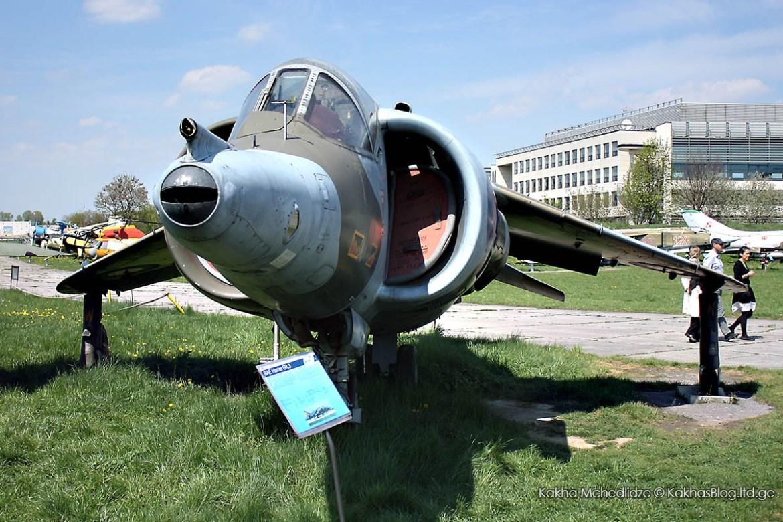 Hawker Siddeley Harrier GR.3