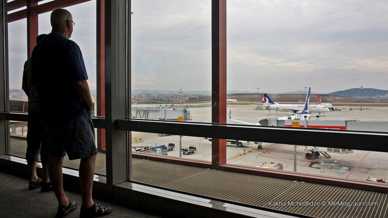 საბიჰა გოგჩენის აეროპორტი, სტამბოლი