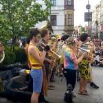 ქუჩის მუსიკოსები