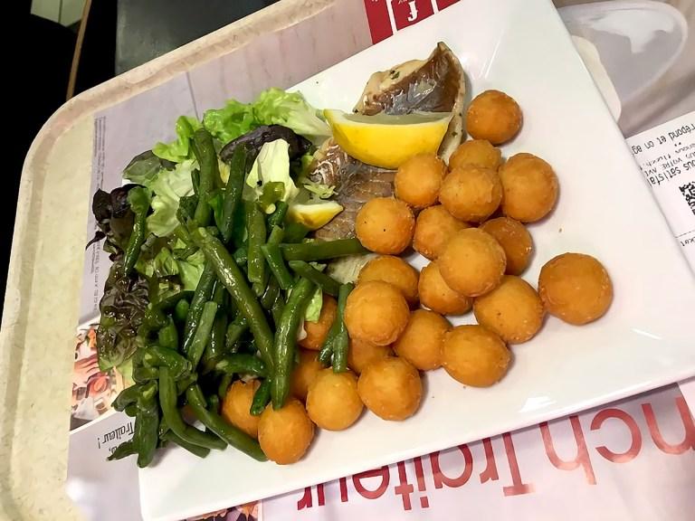 იაფი კვება პარიზში - მე მოგზაური