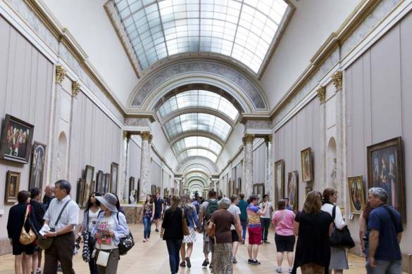 ლუვრის მუზეუმის ბილეთები: 17 ევროდან - მე მოგზაური