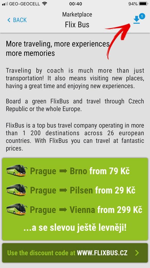 როგორ მივიღოთ Flixbus-ის 15-50 %-იანი ფასდაკლება - მე მოგზაური