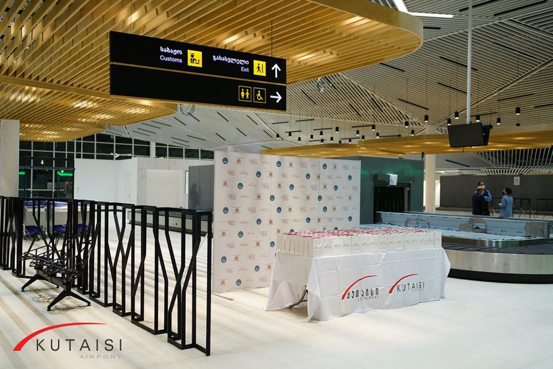 ქუთაისის აეროპორტი, ახალი ტერმინალი