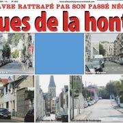 #EXPLIQUETARUEDENEGRIER – La campagne pour une juste signalétique se déplace dans les villes