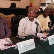 DAKAR – INTERVIEW AUDIO à Radio Sénégal International (14 avril 2015)