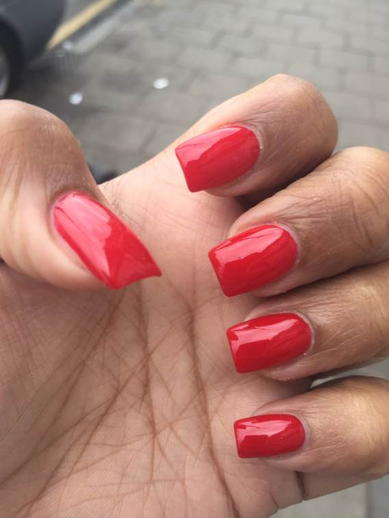 OPI - Big Apple Red