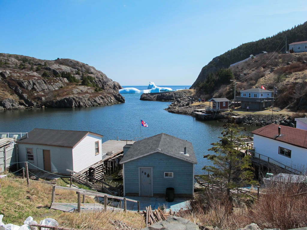 Quidi Vidi Gut in Newfoundland