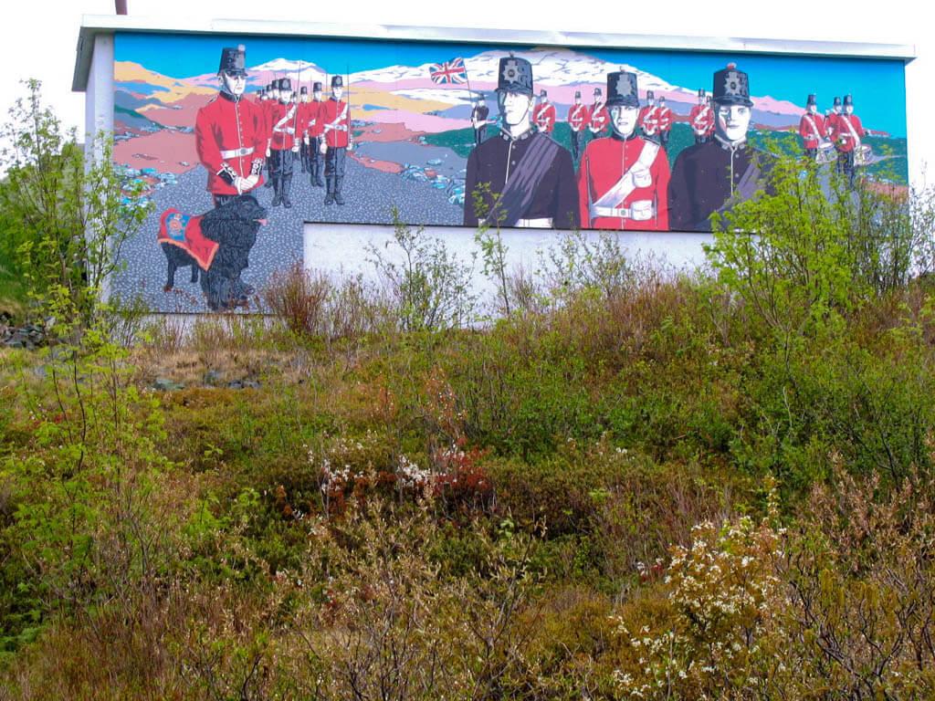 St. John's Mural