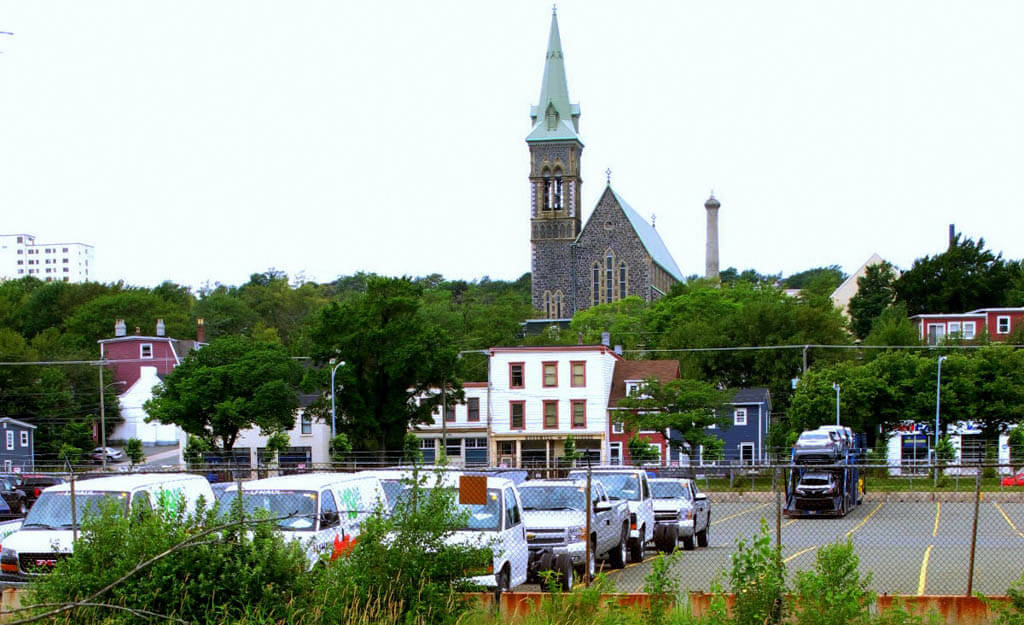 St. Patrick's Church in St.John's