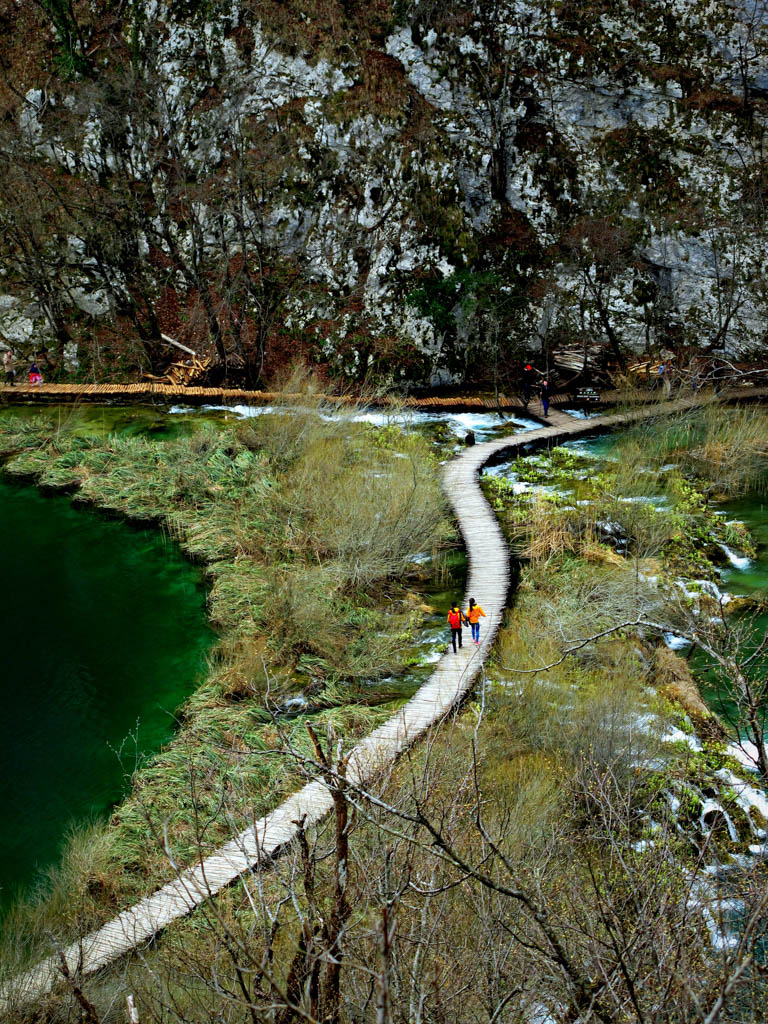 Plitvice Lower Canyon