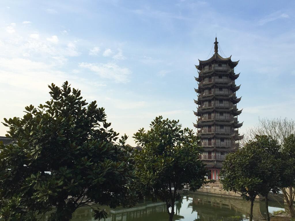 Zhouzhuang Pagoda