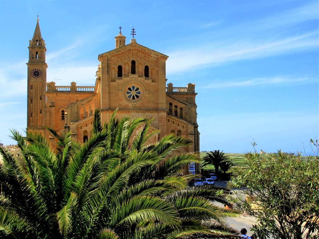 Ta'Pinu Church, Gozo Island, Malta