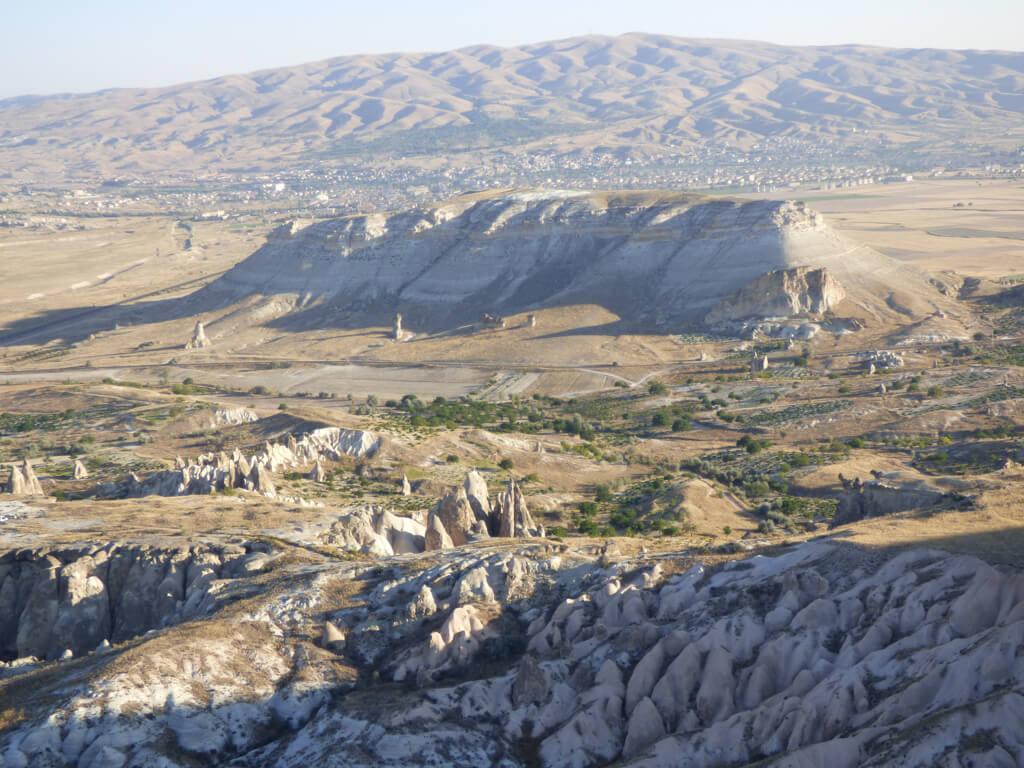 Cappadocia Turkey Landscape