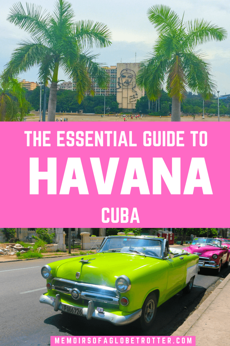 Havana, the capital of Cuba, is the perfect place to spend several days enjoying delicious food and drinks, visiting museums, riding in classic cars and learning about history.