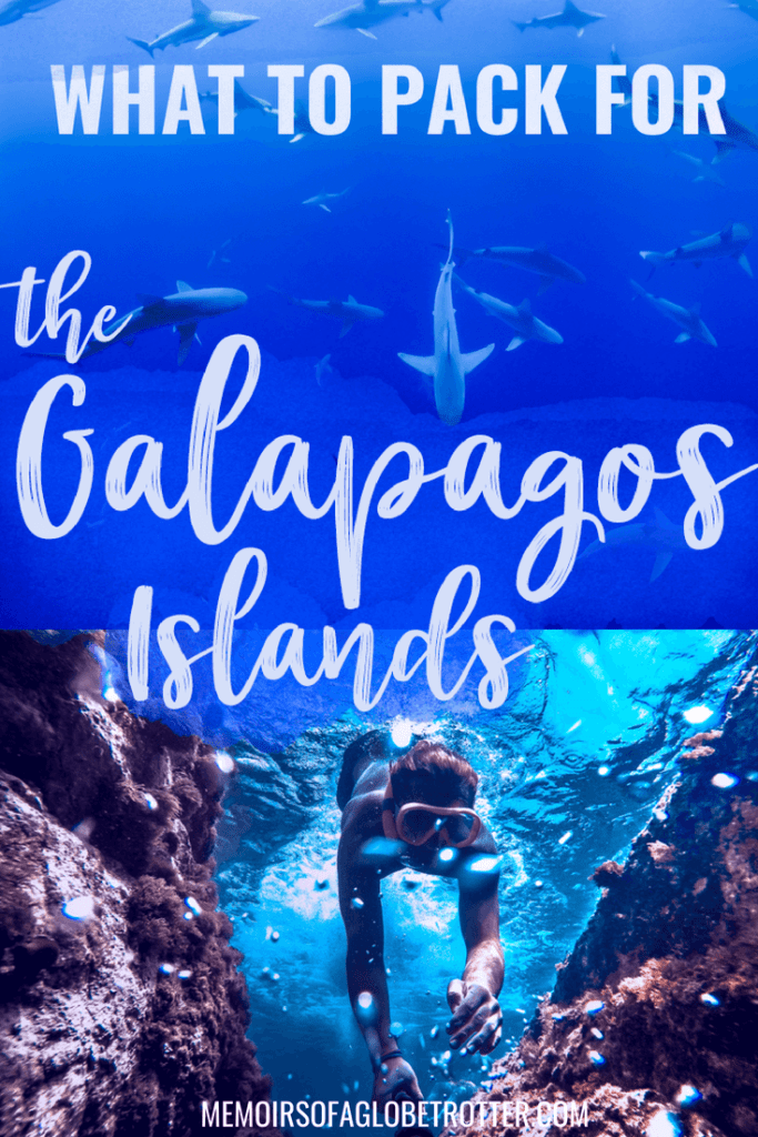 Wondering what to pack for your cruise or land-based trip to the Galapagos Islands? Discover the best clothing, snorkel gear, camera equipment and accessories for your trip!