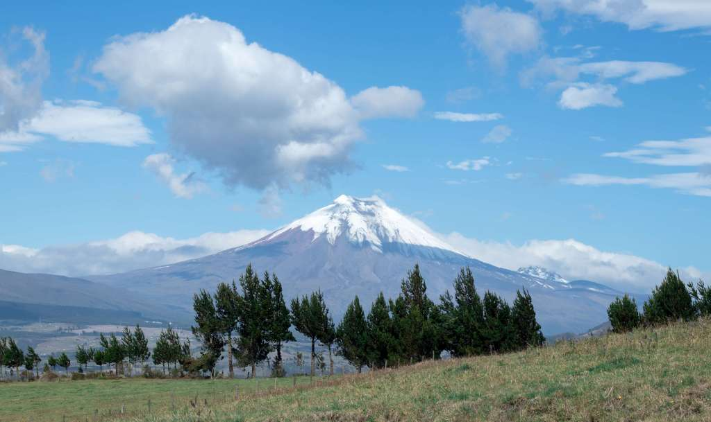 Cotopaxi National Park is one of the best day trips from Quito. You can hike, bike, or go horseback riding and enjoy spectacular views of the world's second largest active volcano.