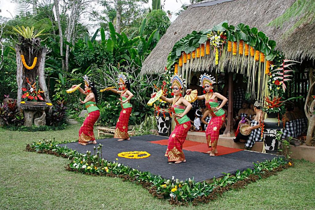 My life in Bali