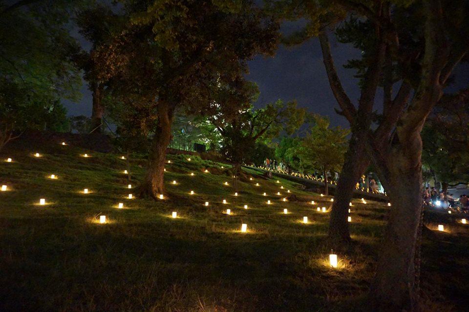lantern festival in Nara