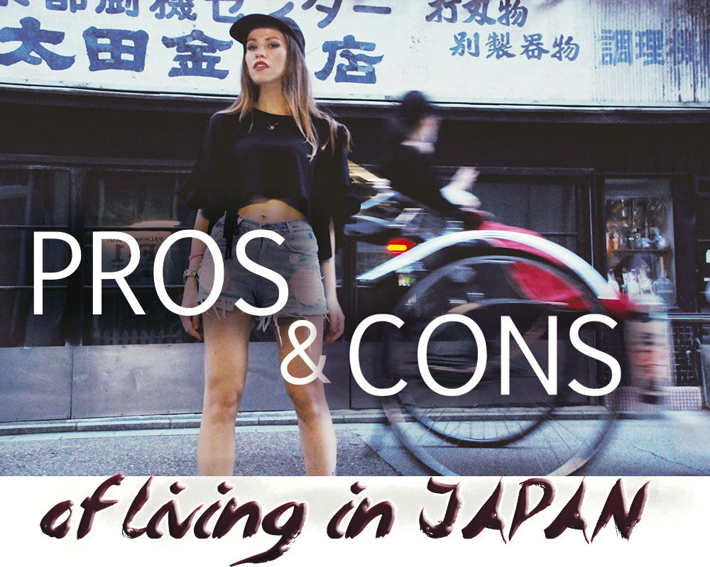 EGP Japan: pros and cons 87