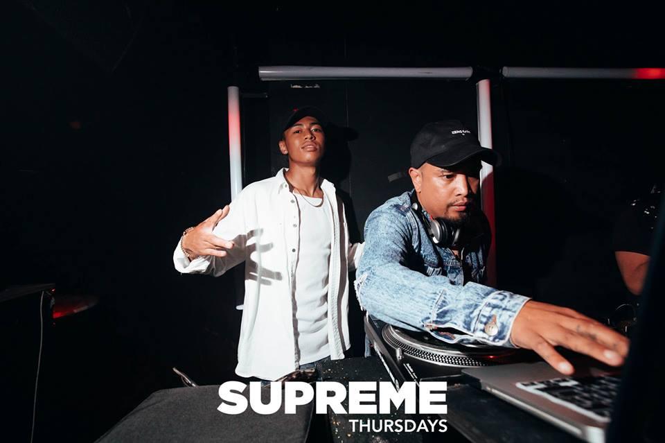 supreme party sydney