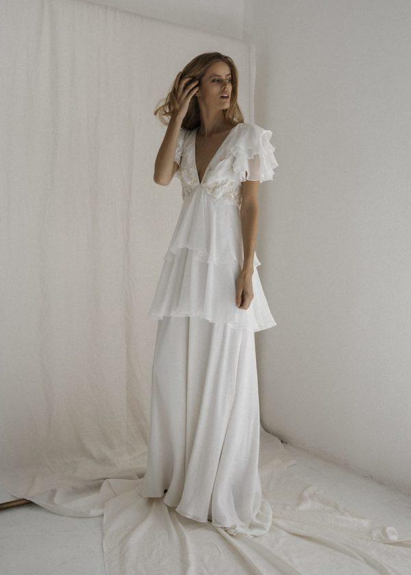 Harriet bohemian dress