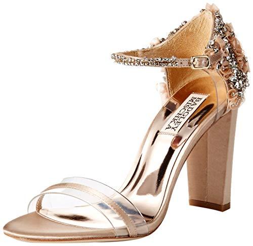 Badgley Mischka Women's Fernanda Heeled Sandal