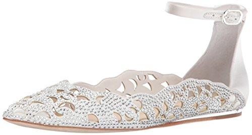 Imagine Vince Camuto Women's Garyn Ballet Wedding Shoes for Bride