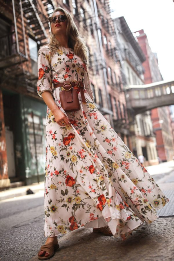 5 Reasons To Wear Maxi Dresses As Much As Possible ...