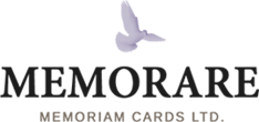 memorare memoriam cards ltd