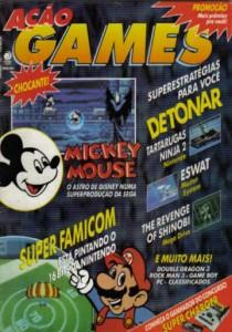 Ação Games #1