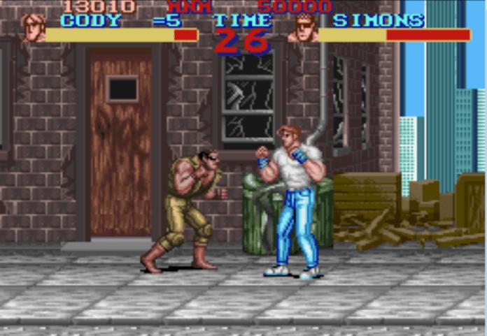 Final Fight SNES