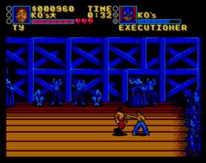 Pit-Fighter - Master System
