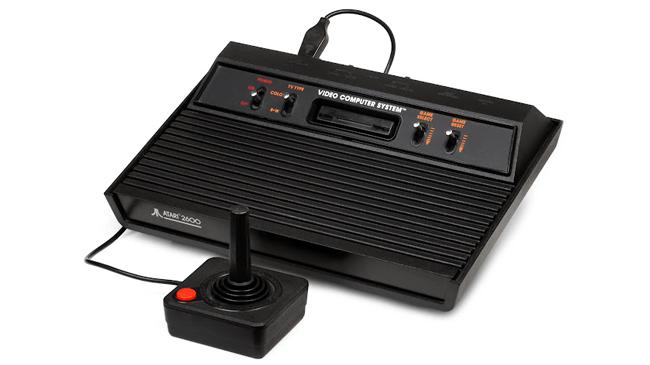 """Atari 2600 """"Vader"""""""