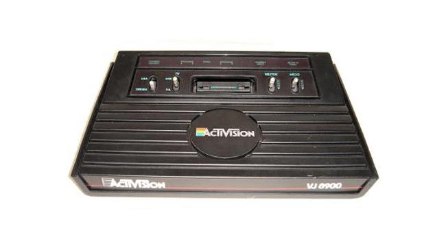 Atari Dactar Activision